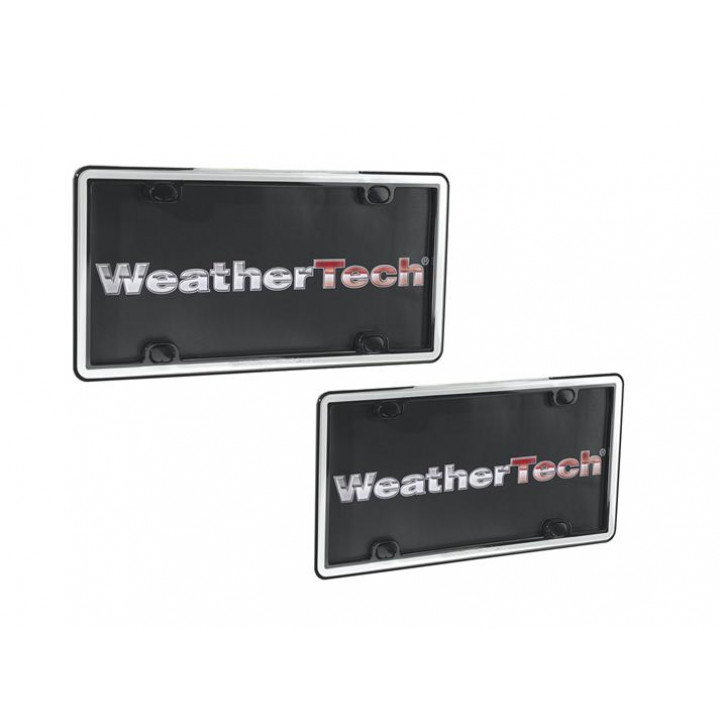 WeatherTech 63021 - Clearframe - Accessory - White