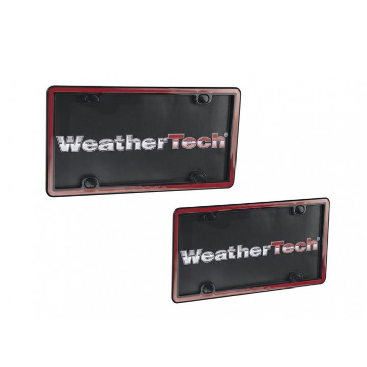 WeatherTech 63022 - Clearframe - Accessory - Red