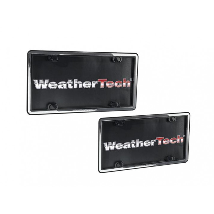 WeatherTech 63023 - Clearframe - Accessory - Chrome