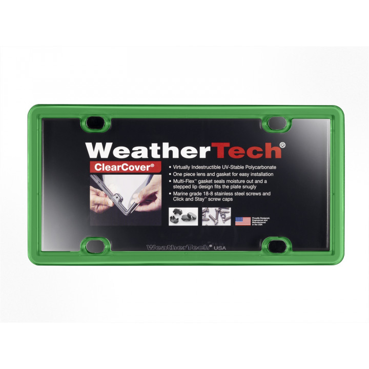 WeatherTech 8ALPCC11 - Clearcover - Accessory - Kelly Green
