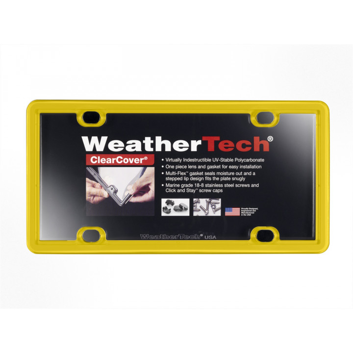 WeatherTech 8ALPCC14 - Clearcover - Accessory - Yellow
