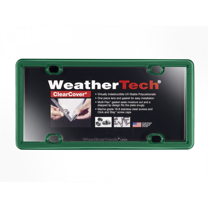 WeatherTech 8ALPCC18 - Clearcover - Accessory - Green