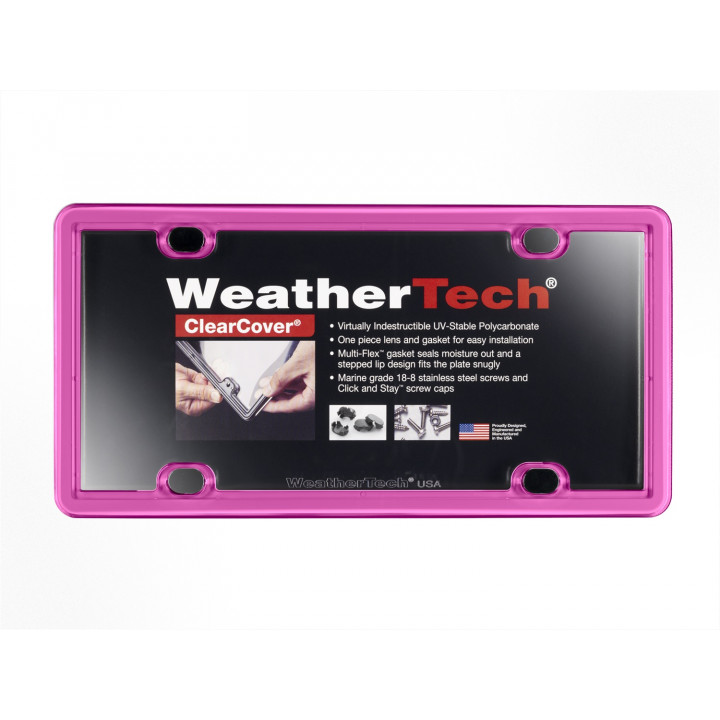 WeatherTech 8ALPCC3 - Clearcover - Accessory - Hot Pink