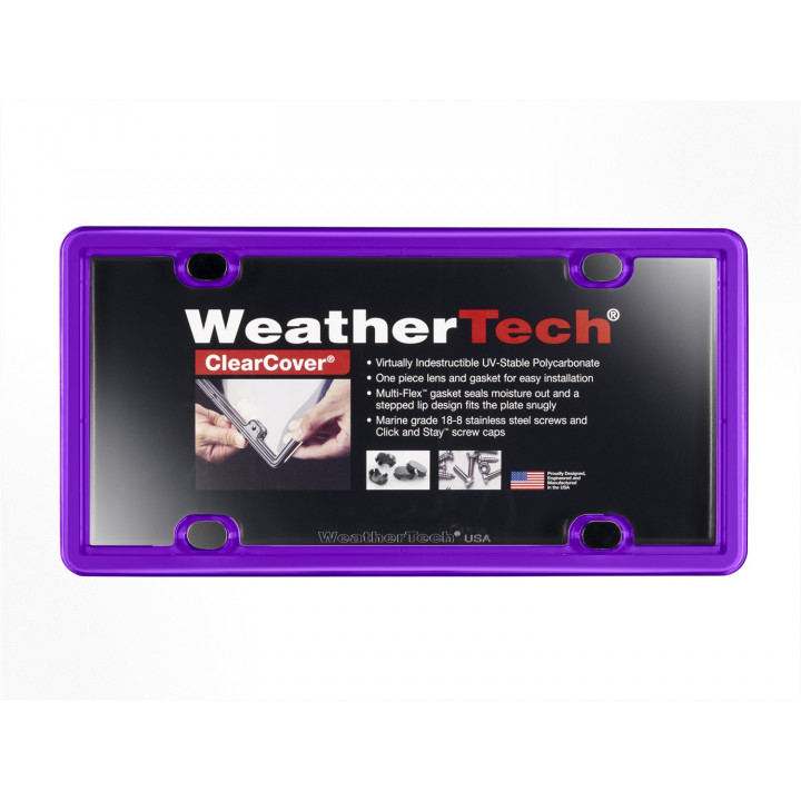 WeatherTech 8ALPCC5 - Clearcover - Accessory - Purple