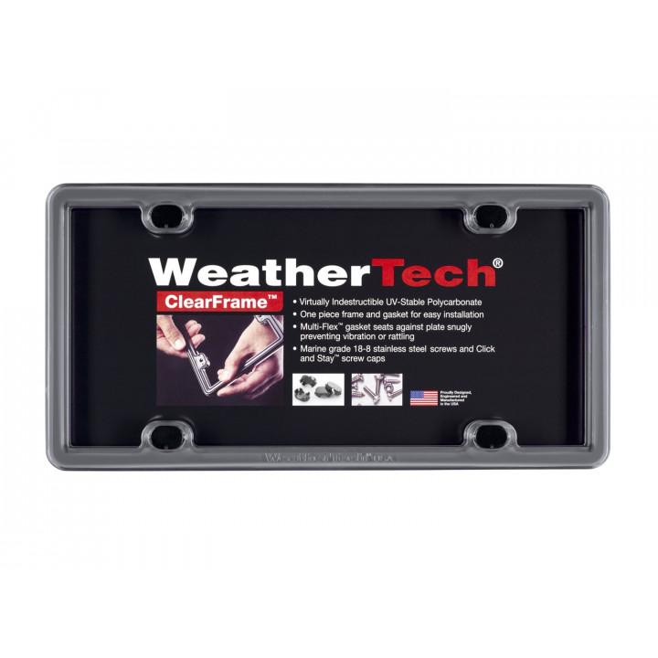 WeatherTech 8ALPCF15 - Clearframe - Accessory - Beluga Grey
