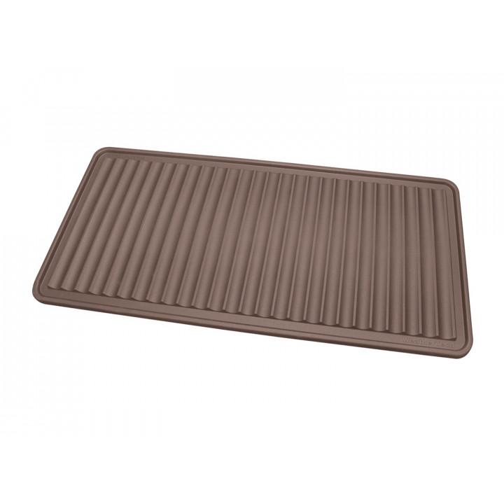 """WeatherTech IDMBT1BR - Boot Tray 16"""" x 36"""" - Brown"""