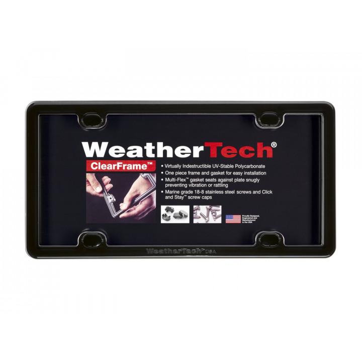 WeatherTech 63020 - Clearframe - Accessory - Black