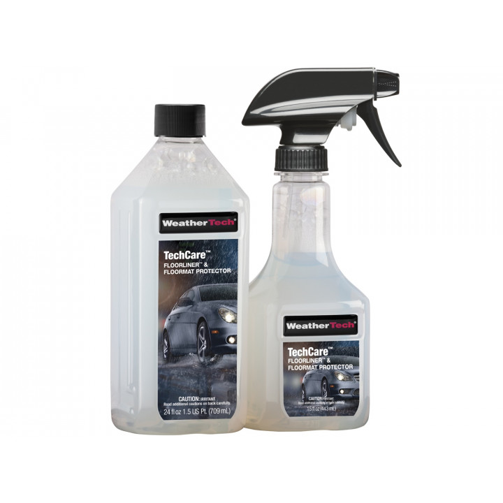WeatherTech 8LTC36K - TechCare Protector & Cleaner Kit - Universal Fit