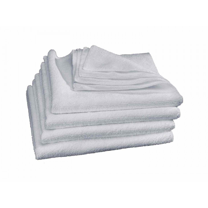 WeatherTech 8AWCC1 - Microfiber Cleaning Cloth - White