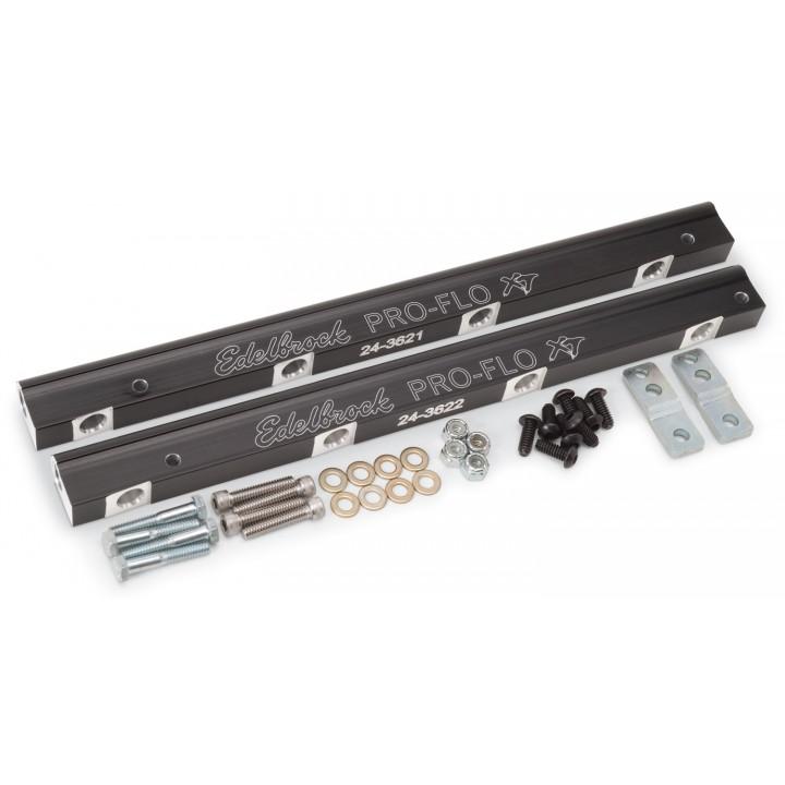 Edelbrock 3621 - Pro-Flo XT EFI Fuel Rail Kits