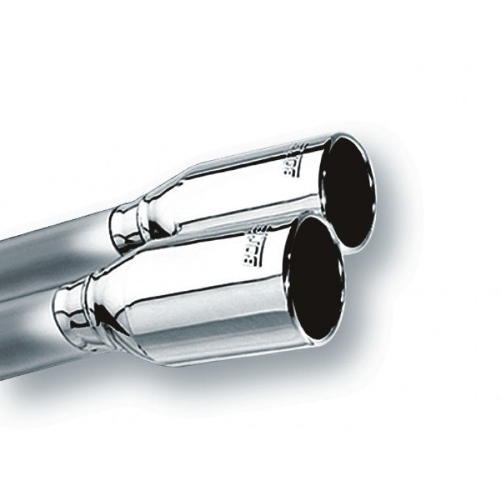 Borla S-Type Rear Section Exhaust System