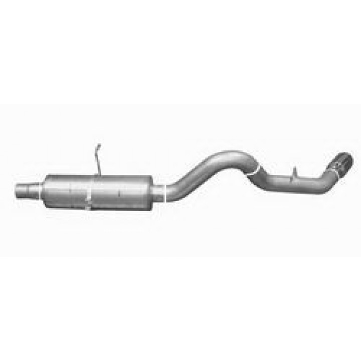 Gibson Diesel Single Side Performance Exhaust System