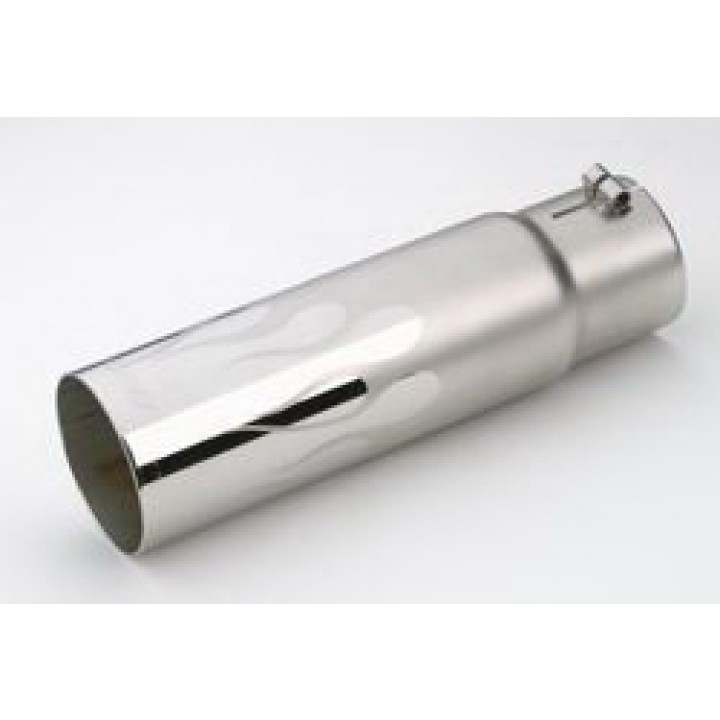 Gibson Polished Stainless Exhaust Tips