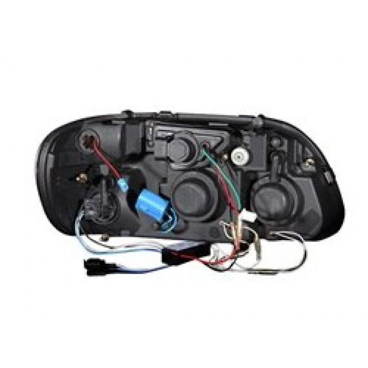 Anzo Black Projector Headlights