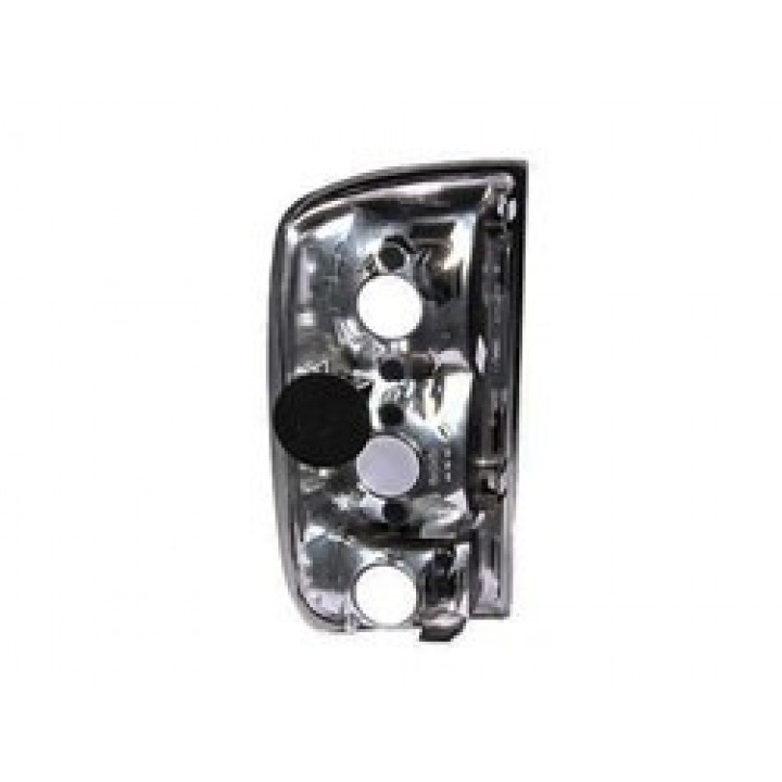 Anzo Chrome Euro Style Tail Light
