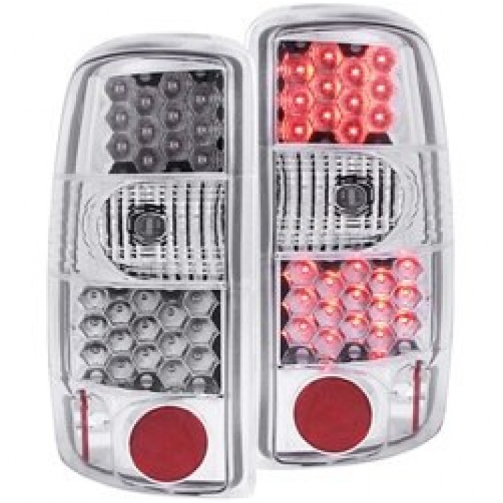 Anzo Chrome LED Tail Light