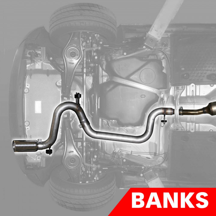 Banks Power Monster Exhaust System