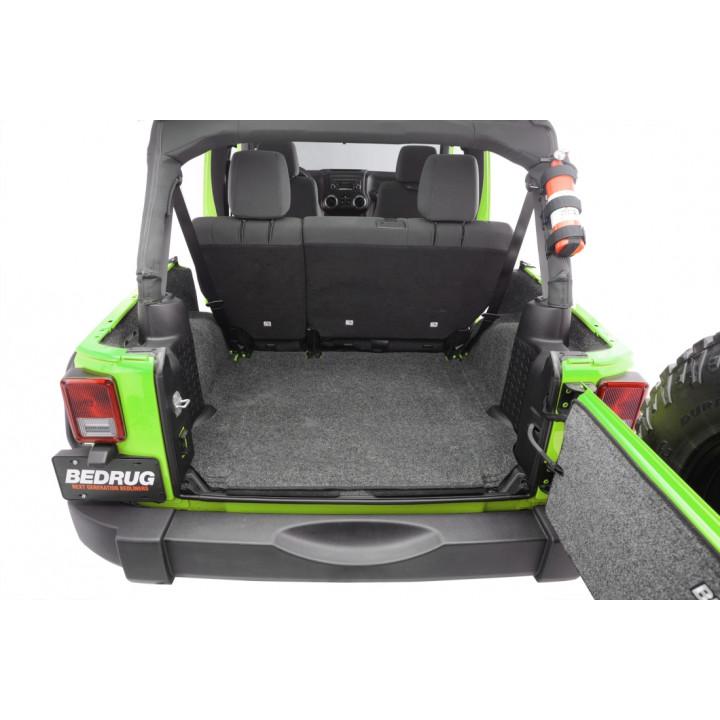 BedRug Jeep Carpet Kit