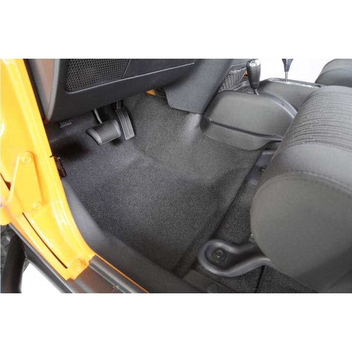 BedRug Jeep BedTred Carpet Kit