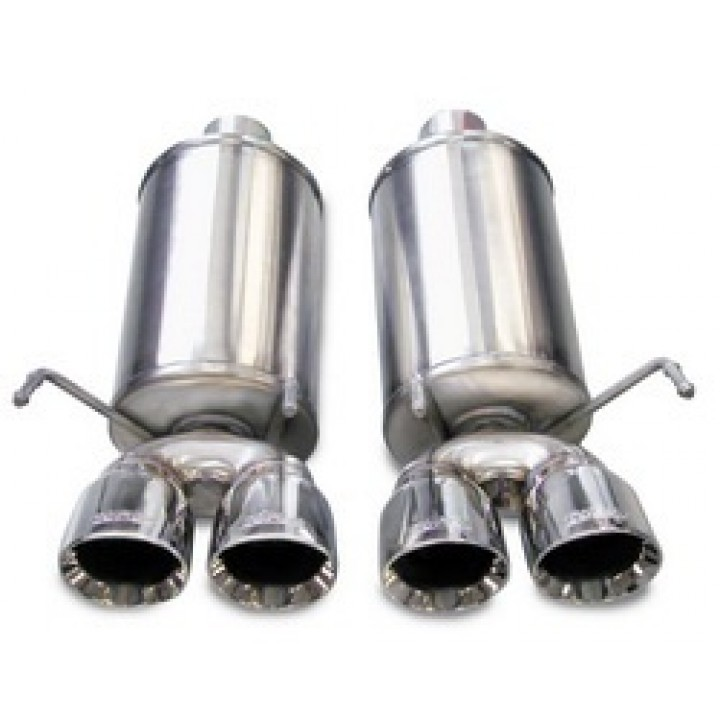 Corsa Sport Axle-Back Exhaust System