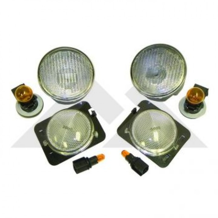 Crown Automotive Side Marker Lights