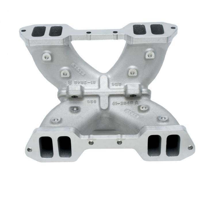 Edelbrock 2845 - Victor Two-Piece Intake Manifolds