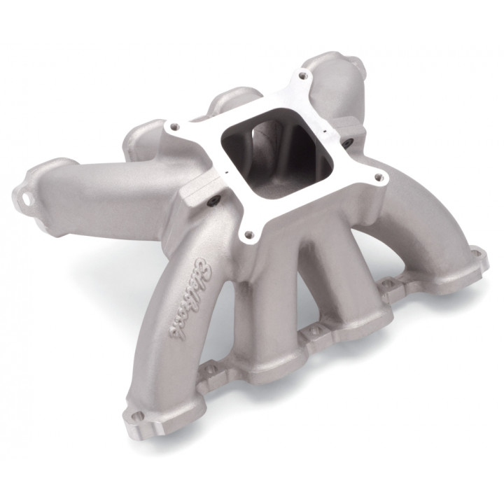 Edelbrock 2847 - Victor Two-Piece Intake Manifolds