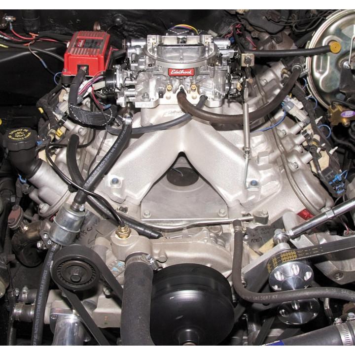 Edelbrock 2908 - Victor Jr. LS1 Carbureted Intake Manifold Packages