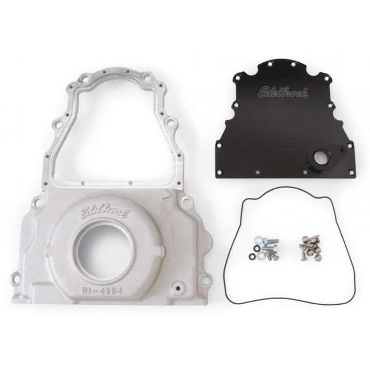 Edelbrock 4255 - Aluminum Timing Covers