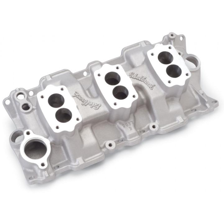 Edelbrock 5419 - Three-Deuce Intake Manifolds