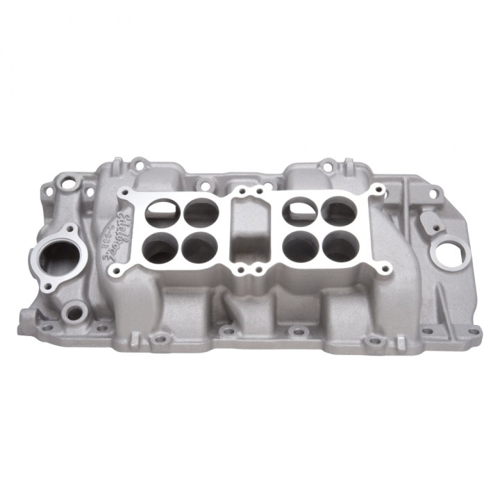 Edelbrock 5421 - C-66-R Dual Quad Intake Manifolds