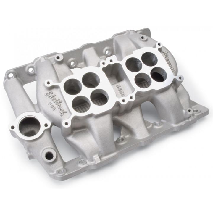 Edelbrock 5450 - P-65 Dual Quad Intake Manifolds
