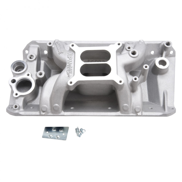 Edelbrock 7530 - Performer RPM Air-Gap Intake Manifolds