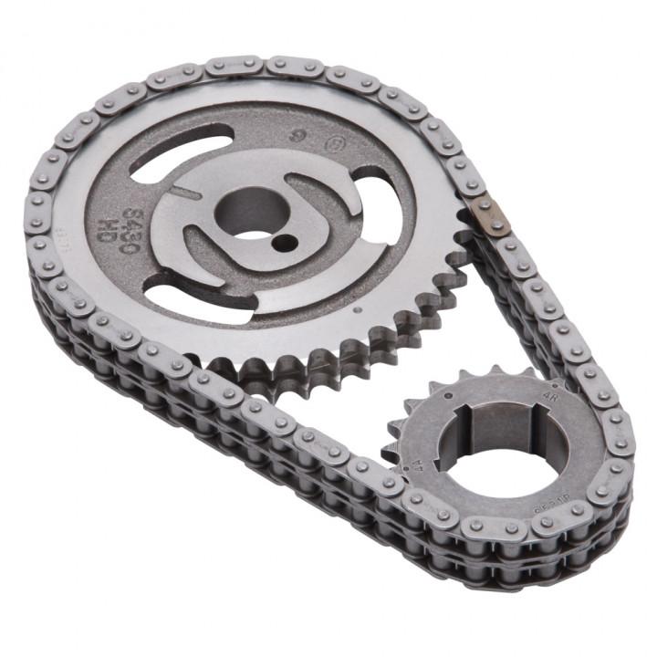 Edelbrock 7820 - Performer-Link True Roller Timing Chain Sets