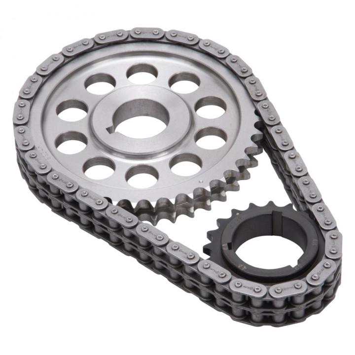 Edelbrock 7828 - Performer-Link True Roller Timing Chain Sets