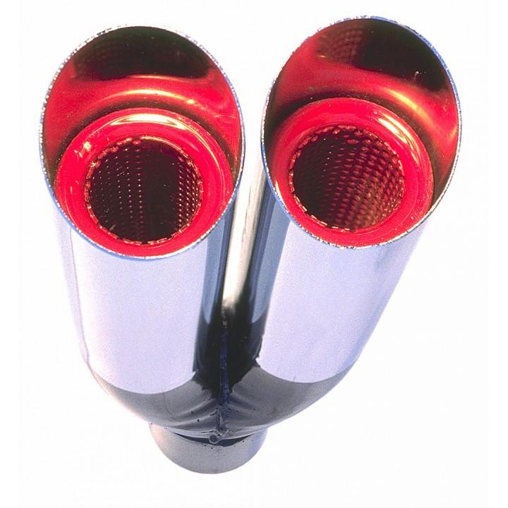 Hedman Hedders Hot Tips Exhaust Tips