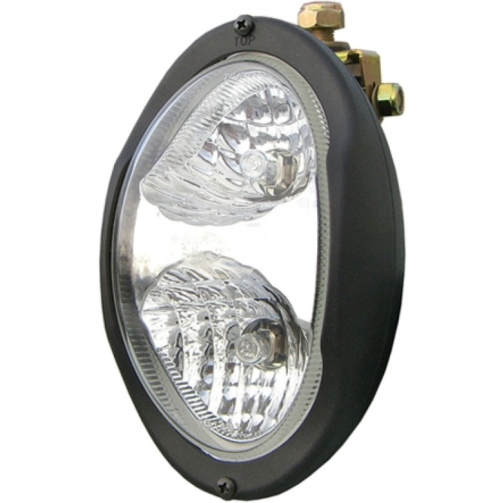 HELLA Oval 100 Work Lamps