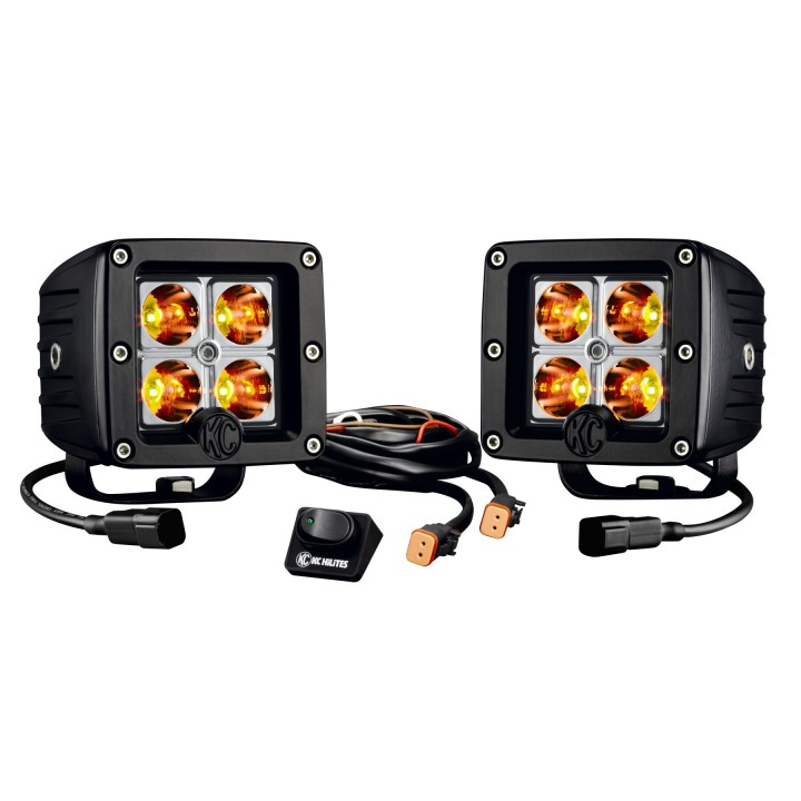 KC HiLiTES C Series LED Lights