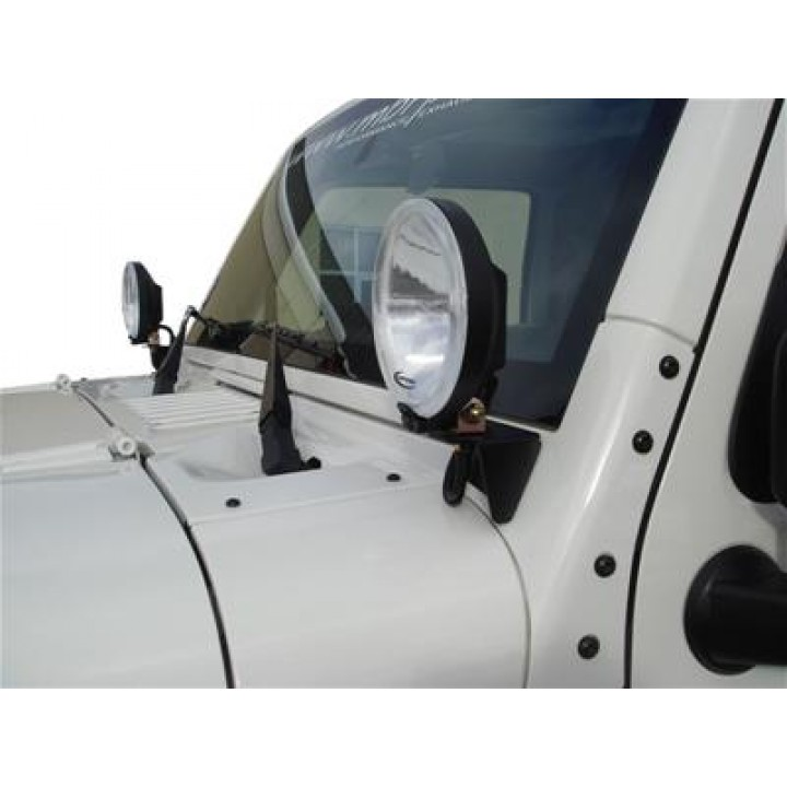 MBRP Windshield Light Bar Mounting Kit