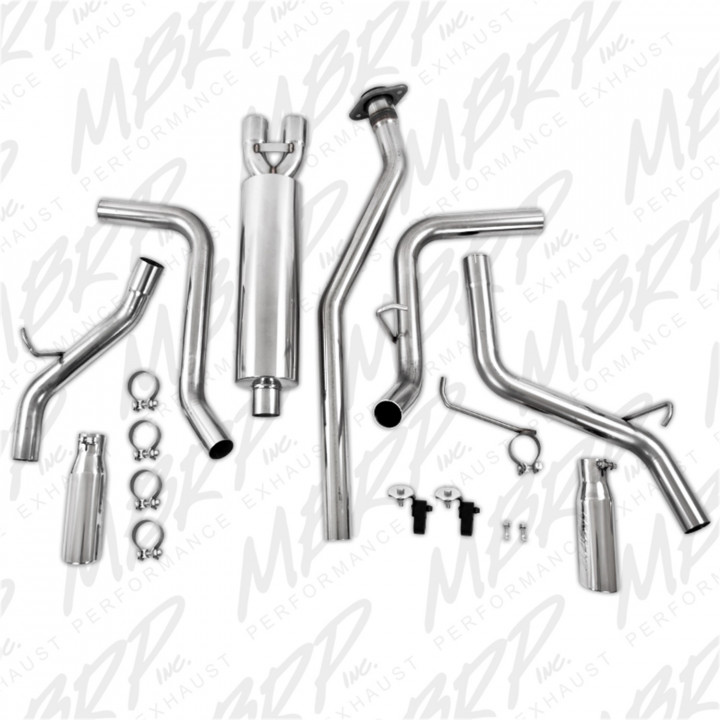 MBRP XP Series Cat-Back Exhaust System