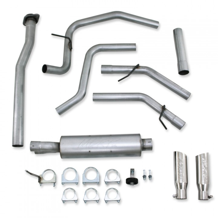 MBRP Installer Series Cat-Back Exhaust System