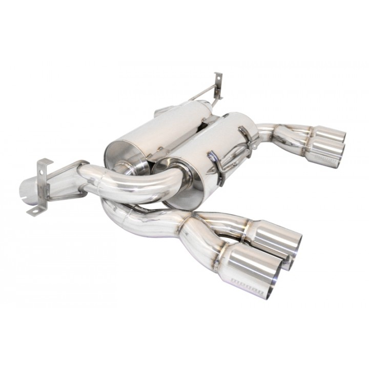 Megan Racing Axle Back Exhaust Systems