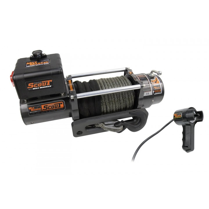Mile Marker Tough Series Electric Winch