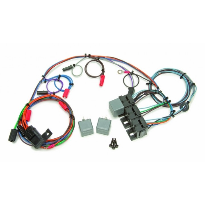 free shipping to canada and usa for painless performance 30818 camaro hl door harness tdot